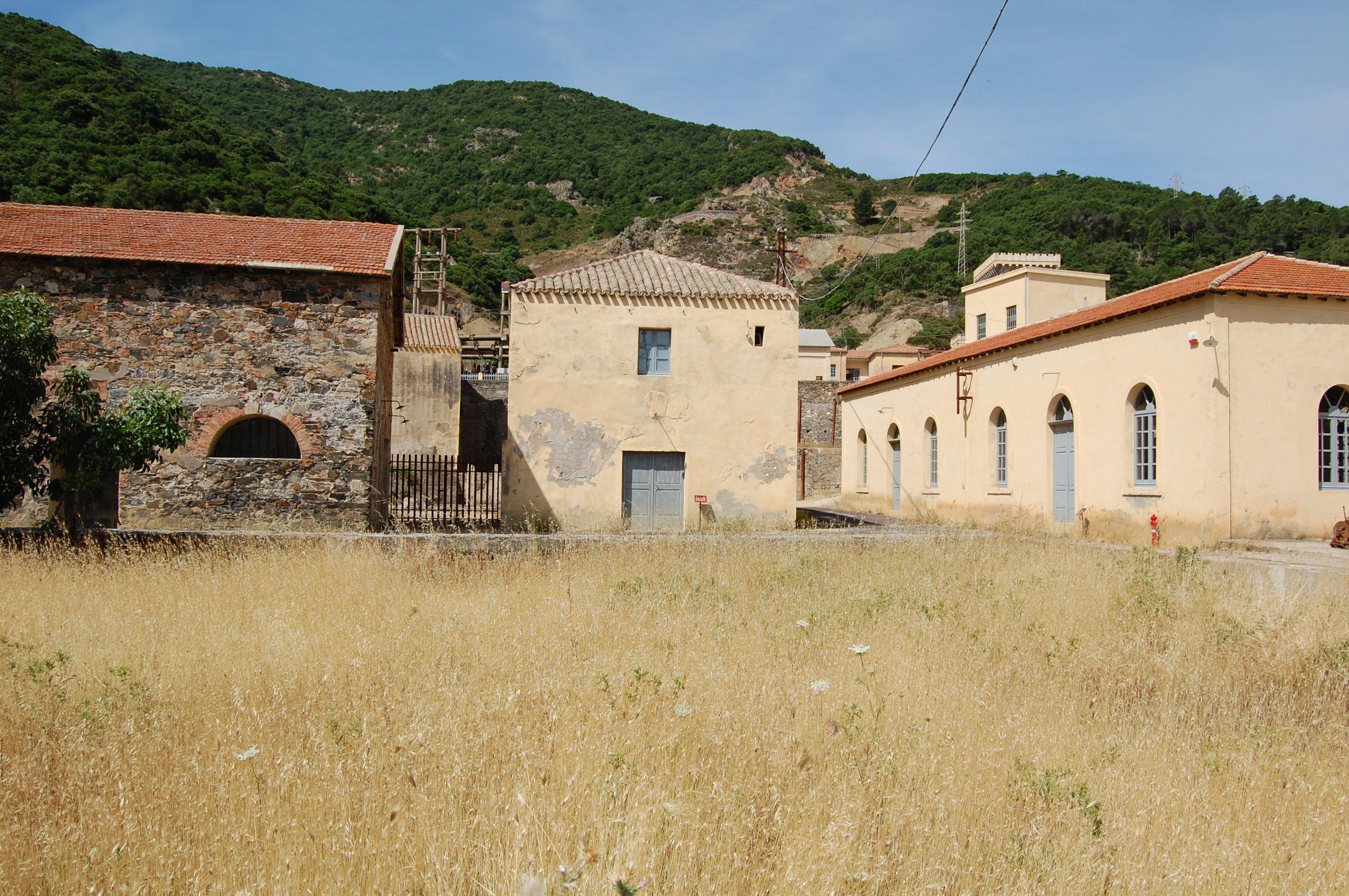 Stalle Case Operai e deposito minerali