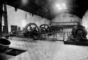Centrale elettrica - interno
