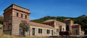 Sale argano, compressori e cabina elettrica